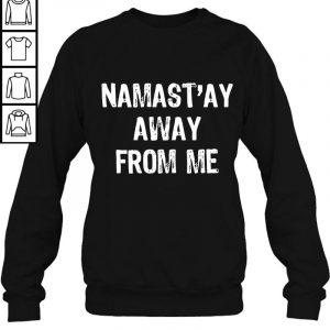 0b9c87f1 namastay away from me christmas tshirt hoodie